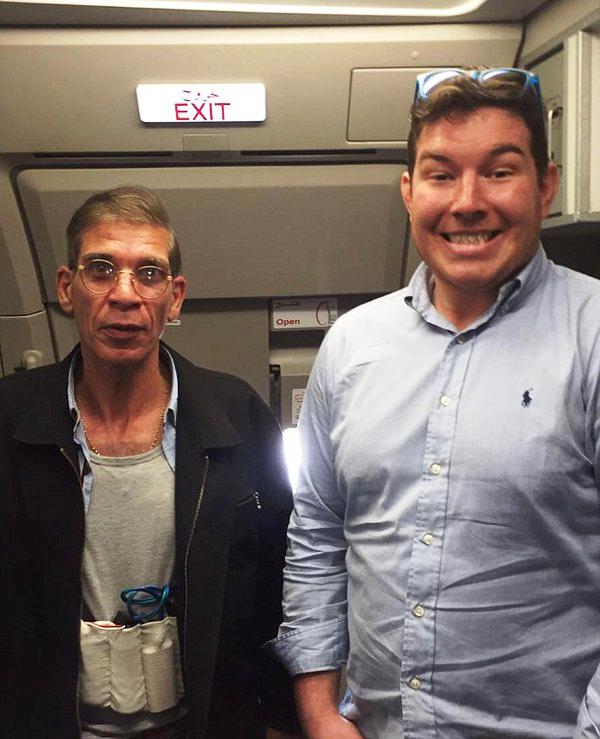 Egypt Air's nice hijacker